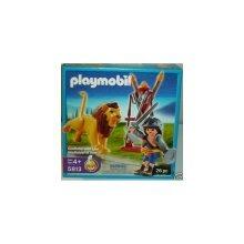 Playmobil 5813 gladiator with Lion set
