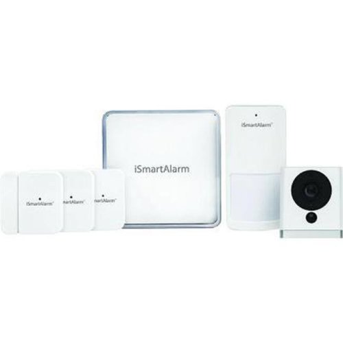 I Smart Alarm ISA9 Home Security System Permier Pack