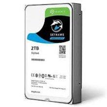 2Tb Seagate SkyHawk 7200rpm SATA3 64Mb Hard Drive