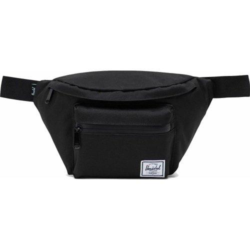Herschel Seventeen Hip 3.5L Pack (Black/Black Zipper)