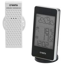 Cresta Weather Station BAR220 Black 70219.01