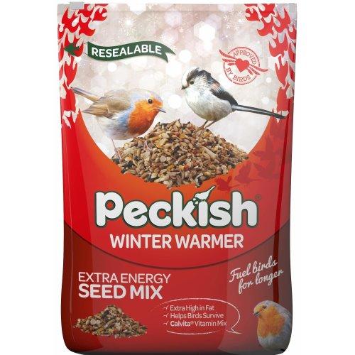 Peckish Winter Warmer Wild Bird Seed Mix, 1.7 kg
