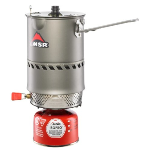 MSR Reactor Stove (Including 1.0L Reactor Pot) (Gas Not Included)