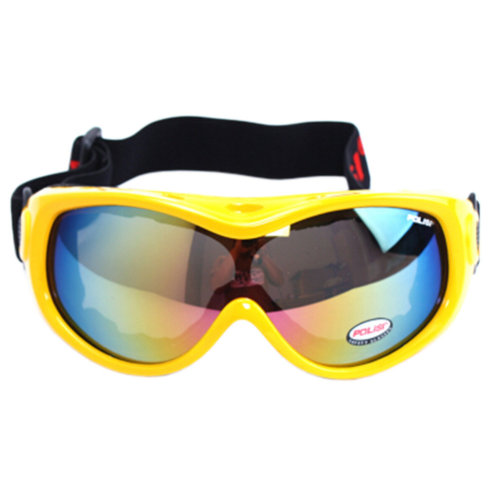 Sports Safety Sunglasses Antifog Eyewear For Cycling Hunting,Ski Goggle Yellow