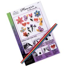 Quilled Creations Quilling Kit-Flowers & Friends