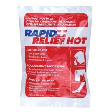 Rapid Relief Instant Hot Pack