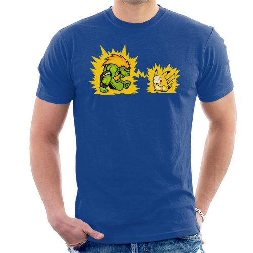 Electric Fight Men's T-Shirt