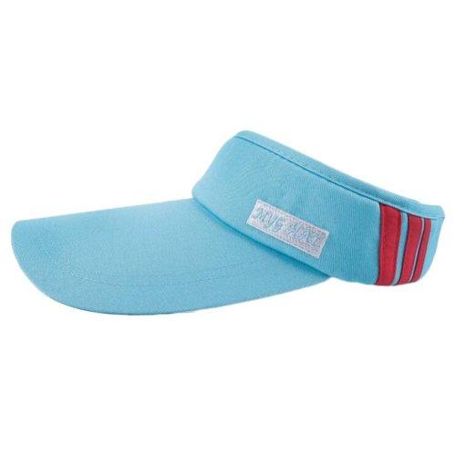 Comfortable Sports Visor Sun Hat with Adjustable Strap