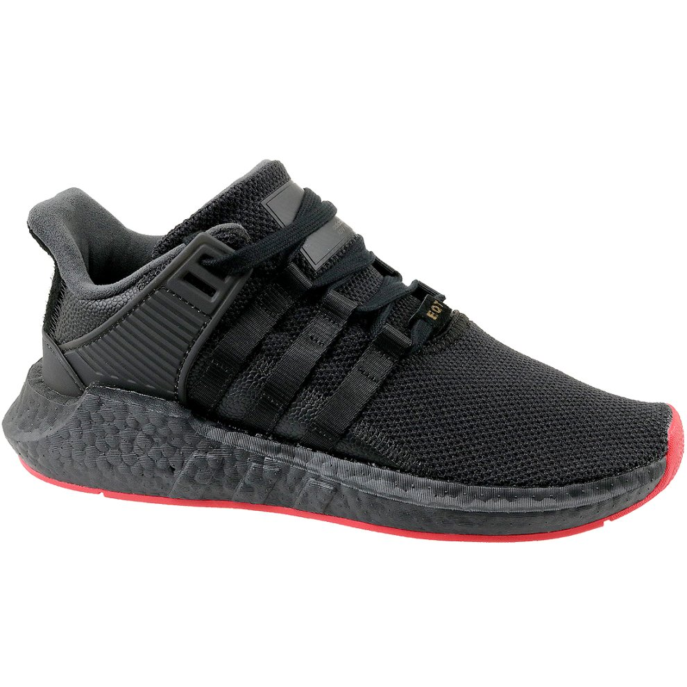 huge discount 3ebf3 d3d7c Adidas EQT Support 93/17 CQ2394 Mens Black Shoes Size: 8.5 UK