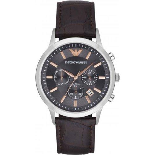 Emporio Armani AR2513 Chronograph Leather Man