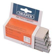 6mm H/d Staples-(box Of 1000) - Draper Staples 13954 Heavy Duty 1000 x -  draper staples 6mm 13954 heavy duty 1000 x