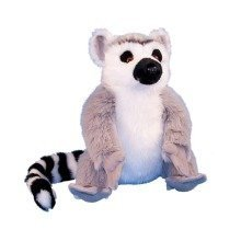 Dowman Sitting Lemur Soft Toy 40cm