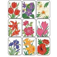 Eureka Flowers Stickers