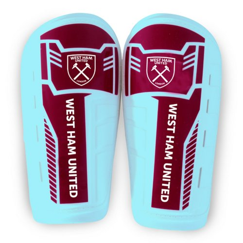West Ham United FC Youth Official Slip In Shinguards