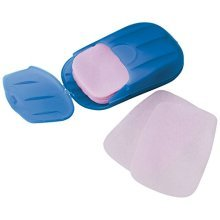 TravelSafe Soap Leaves - Pack of 2 x 50 pcs