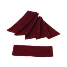 10 x packs of copper pipe cleaner clothes for cleaning plumbers soldering tools