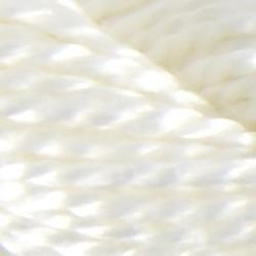 DMC Pearl Cotton Ball Size 8 87yd-Winter White