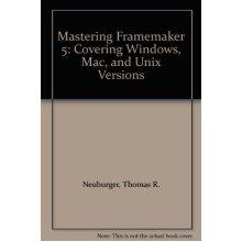 Mastering FrameMaker X