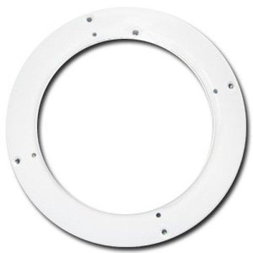 New Ritchie Navigation Parts & Accessories H-awht White 4-1/2-5 hole adapter Fits HF742 HF743