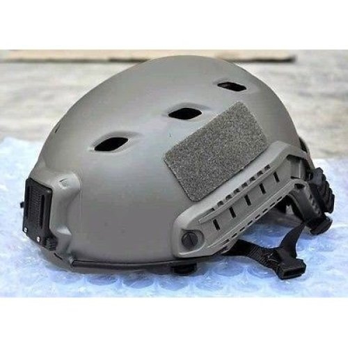 Airsoft Green Fg Core Ops  Helmet Jump Uk Fast Delivery Rail