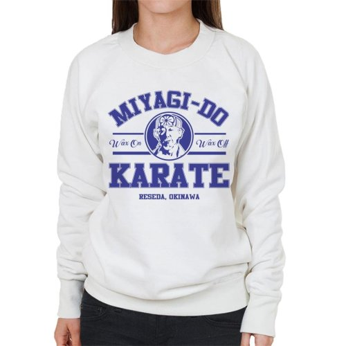 Miyagi Do Karate Kid Women's Sweatshirt