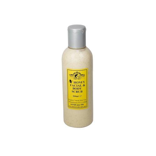 Honey Facial and Body Scrub 200ml