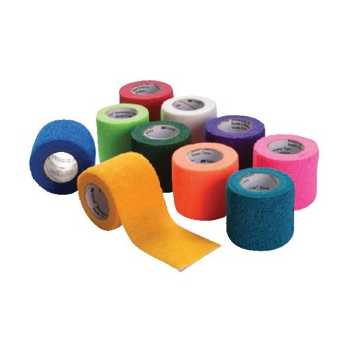 3M Vetrap Small Animal Cohesive Bandage Tape (Pack Of 18)