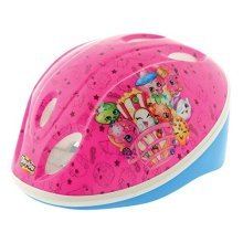 Shopkins Collectible Safety Helmet - With Collectible Shopkins characters