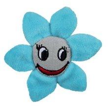 Trixie Plush Flower Catnip Toy, 9cm Size - 9cm Stuffed Different Colours Toy -  trixie flower 9 cm stuffed different colours toy