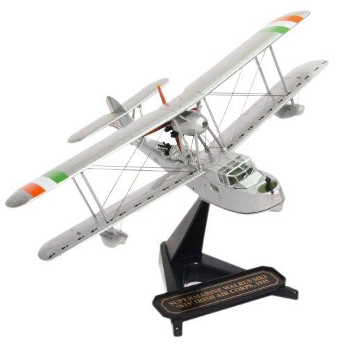 1:72 Vickers Supermarine Walrus N19 Irish Air Corps Model Plane