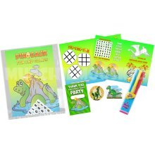 Dinosaur Pre Filled Party Bag - Kids Birthday Parties