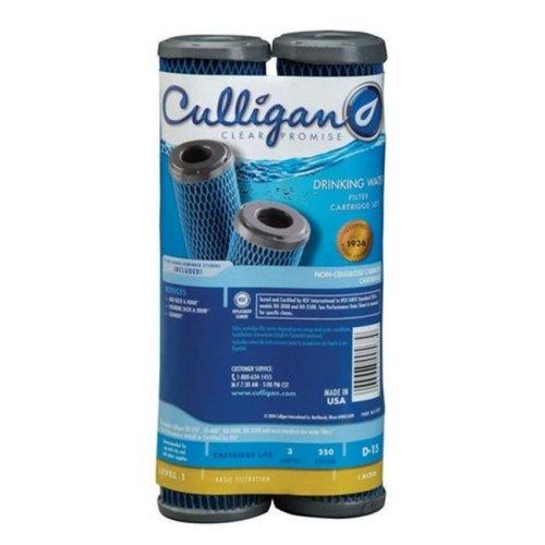 Culligan D-15 Non-Cellulouse Taste  Odor & Sedimate Cartridge