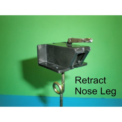 Retract Under Cart Nose Leg For R/C Planes Inc Wire Leg