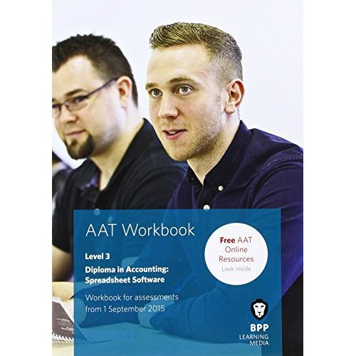 AAT Spreadsheet Software: Workbook