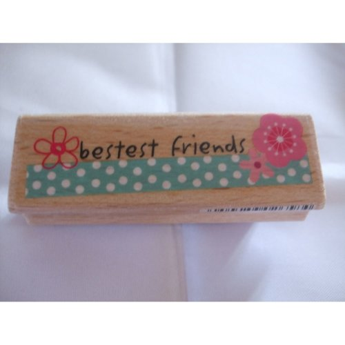 Dovecraft Smirk Stamp - Bestest Friends - SMRS02/BF