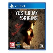 Yesterday Origins Sony Playstation 4 Ps4 Game