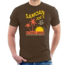 Samoan Joes Lock Stock And Two Smoking Barrels Men's T-Shirt