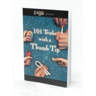 Bristol Novelty 101 Thumb Tip Tricks Book