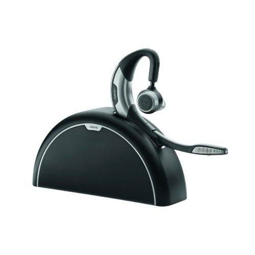 Jabra Motion UC with Travel Charge Kit MS Wireless HeadsetMusic Headphones Black
