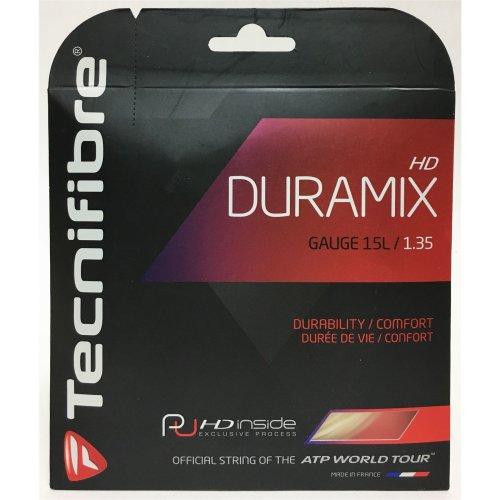 Tecnifibre Duramix HD Gauge 15L 1.35mm 12m Tennis String Natural