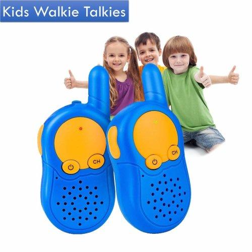 Kids Walkie Talkies for 6 Year old Children, Toddler Walkie Talkie Toys, Ingenious Communication Gadget Preventing Myopia Toys Best Birthday Gifts...