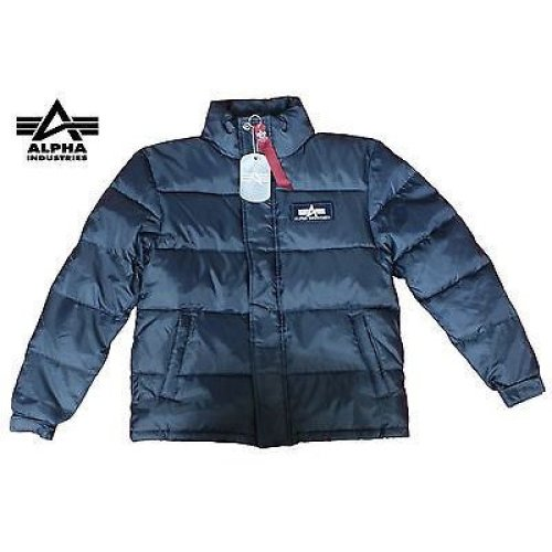 Brand New Alpha Bubble Down Parka Jacket