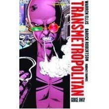 Transmetropolitan: Gouge Away Volume 06