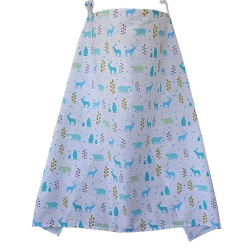 Unisex Baby Breast Feeding Nursing Cover Nursing Apron Baby Shower Gift, L