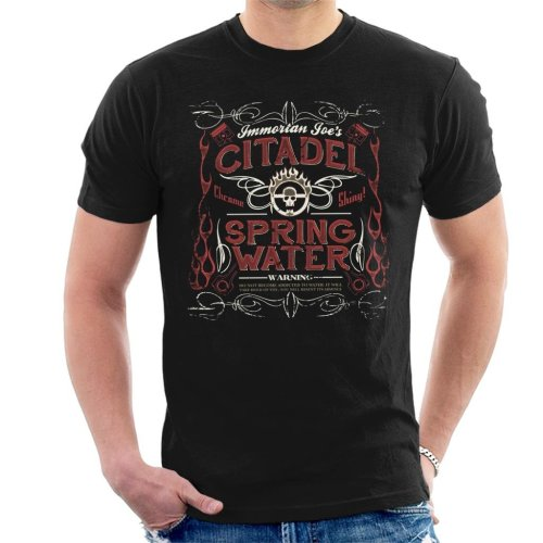 Immortan Joes Citadel Spring Water Mad Max Men's T-Shirt