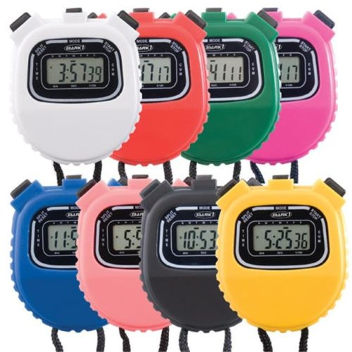 Mark 1 1269079 Mark 1 106L Stopwatch 8-Color Pack