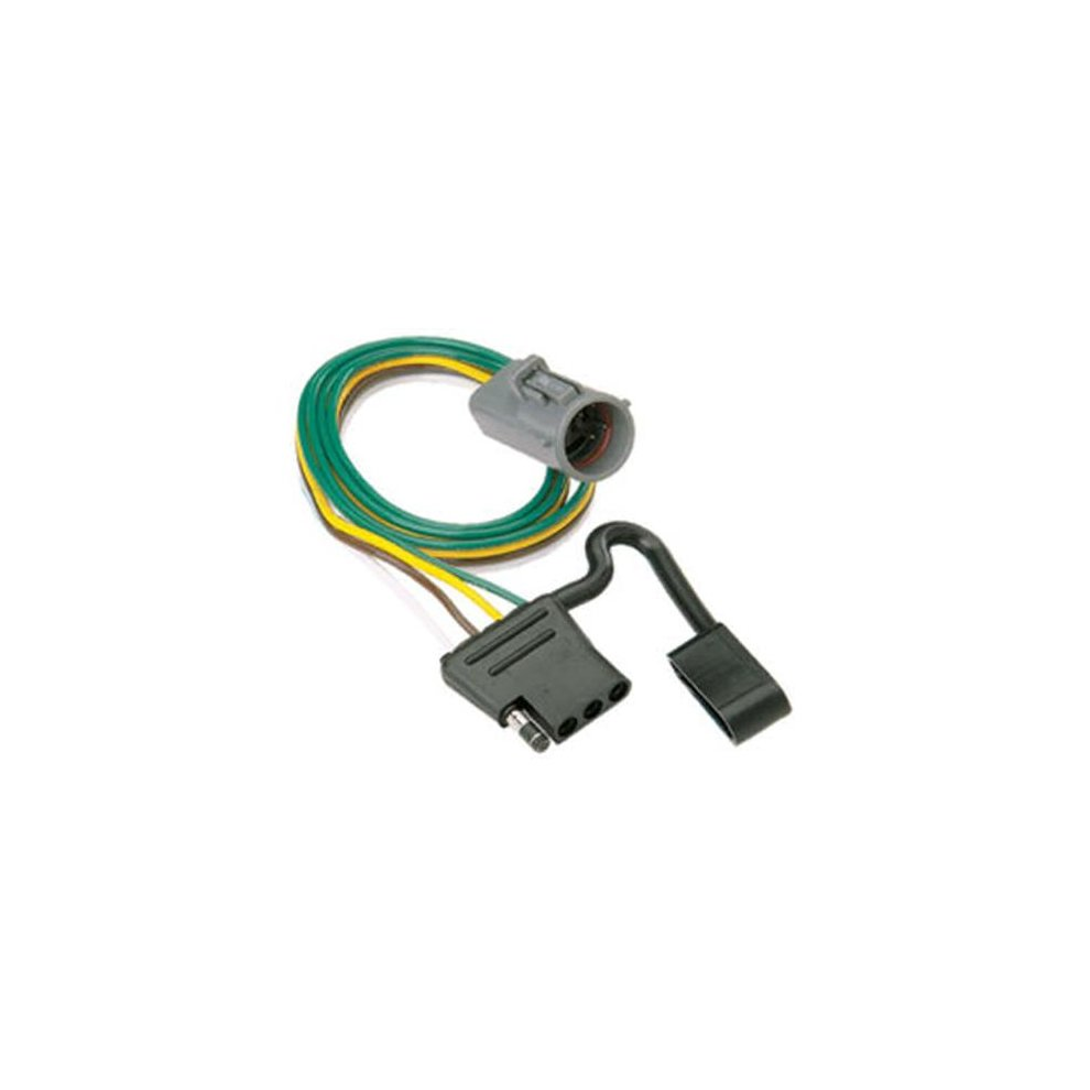 Tow Ready 118241 Replacement OEM Tow Package Wiring Harness 4-Flat, on