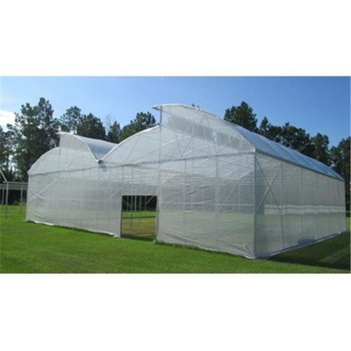 RSI W-SC1210-50 White Tropical Weather Shade Clothes with Grommets - 50 PercentageShade Protection, 12 x 10 ft.