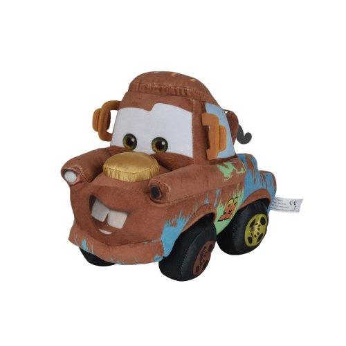 SIMBA 6315874646 25 cm Disney Cars 3 - Mater Plush Vehicle Toy