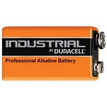 Duracell Industrial Alkaline 9V